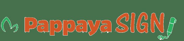 Pappaya Sign